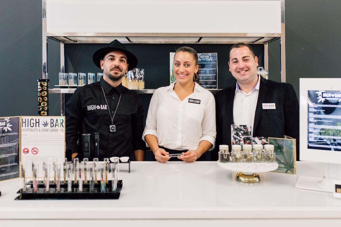 High Bar Hospitality & Event Group Inc.